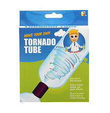 Tornado Tube - Children's Tornado Making Vortex Science Experiment Tube Toy