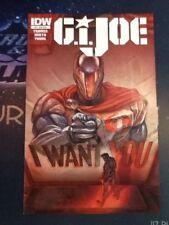 GI Joe #2 IDW Cover SUB 2014 VF/NM (BIK035)