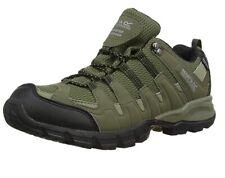 REGATTA MENS GARSDALE LOW WALKING HIKING SHOE DUSTY OLIVE GREEN SIZE 7 RMF330