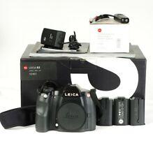 Leica S2 37.5 MP 10801 Medium Format  Mint Box