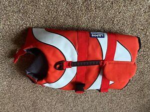 LD DOG LIFE JACKET SIZE M (2 available)