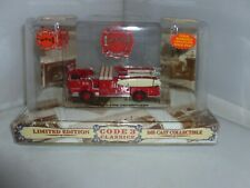 More details for code 3 collectable diecast fire engine honolulu fire department