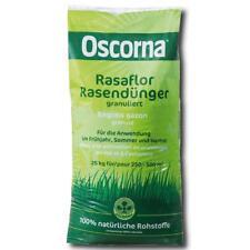 Oscorna pelouse engrais Rasaflor concassé 25 kg professionnel engrais naturel bi...