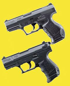 Walter Umarex P22 od. P99 Softair Softairpistole Polizeipistole Airsoft Auswahl
