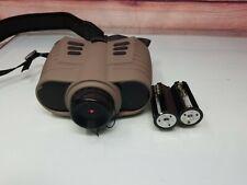 Stealth Cam Stc-Dnvb Digital Night Vision Binoculars & Camera, Images and Video