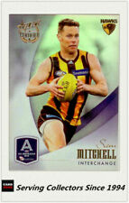 2016 AFL Certified premium Collector cards x3PKT