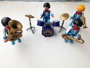 Playmobil Musik-Kapelle für Zirkus Romani, Rarität