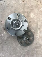 HONDA 87 88 89 CBR600F HURRICANE PULSE ROTOR Starter Gear CBR600 CBR600F1 (425)