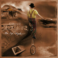 CIRCUS MAXIMUS-The 1st Chapter-2005 CD