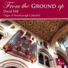 Walter Alcock: David Hill: From the Ground Up =CD=