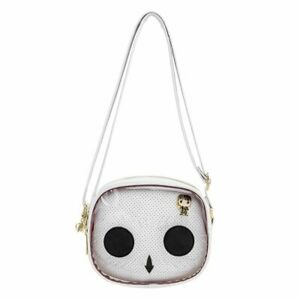 Funko Pop! by Loungefly Harry Potter Hedwig Pin Trader Crossbody Bag