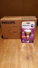"Phillips 6W LED R20 Warm Dim/2700*K lamp; ""4"" pack"
