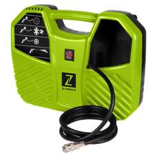 Mini compresor electrico de aire ZI-COM2-8 maleta 8 bares 1100W + adaptadores