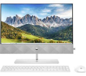 """HP 24-K0003NA 23.8"""" All-In-One AMD Ryzen 5 Hexa Core 4.0GHz 512GB SSD Win 10 PC"""