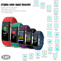 Smart Bracelet Wristband Watch Heart Rate Monitor/Blood Pressure/Fitness Tracker