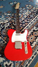 Fender 62 Fiesta red Telecaster/Partscaster with EXTRAS!