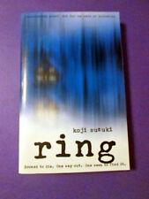 Ring by Koji Suzuki (ARC) 1st Advance Readers Copy (Movie)PB RARE HORROR CLASSIC