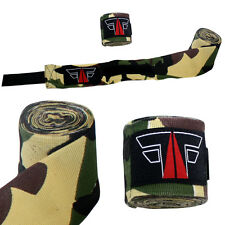 Aamron ® MMA Boxing Hand Wraps Bende interno rapido Guanti Protettore MUAYTHAI ST