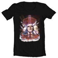 Phantasm T Shirt retro classic horror movie black graphic tee vintage film