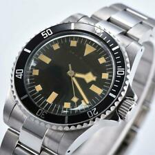 NEW Automatic Vintage Tudor Snowflake Submariner 7016 Inspired Homage Watch
