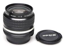 Nikon Nikkor 24mm F2 Ai-S