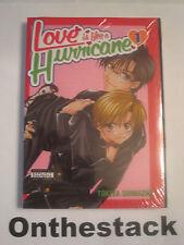 MANGA:    Love is Like a Hurricaine Vol. 1 by Tokiya Shimazaki (Paperback, 2010)