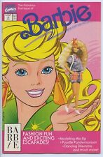 BARBIE #1 - Marvel - Unbagged & no doorknob hanger