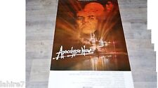 marlon brando APOCALYPSE NOW  ! francis ford coppola affiche cinema 1979 u.s