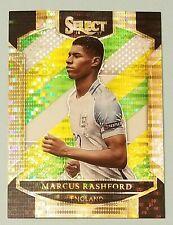 2016-17 Select Multi Color Prizms #77 Marcus Rashford Rookie RC