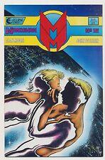 Miracleman #16 Eclipse Comics 1989, Low Print, Last Alan Moore