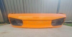 2008 Orange Lamborghini Gallardo Front Bar Used