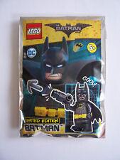 Lego The Batman Movie Limited Edition Batman Minifigure 211803