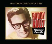 Buddy Holly - The Legend Raves On (NEW 2 x CD)