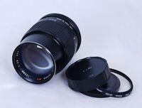 for Pentax K mount 135mm f/2.8 SEARS Vintage Auto Lens SLR CAMERA Japan