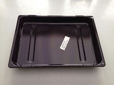 HOTPOINT DD4541IX OVEN GRILL PAN TRAY GREASE PAN 380 x 270mm GENUINE PART