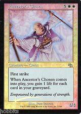 MTG - Judgment - Ancestor's Chosen - Foil - NM