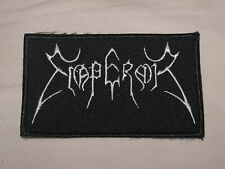 EMPEROR - RARE PATCH !!!!! LP CD - DARKTHRONE, MAYHEM, IMMORTAL, BURZUN, BATHORY