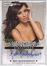 """2010 RAZOR POP CENTURY AUTO: KIM KARDASHIAN - AUTOGRAPH """"SEX TAPE/KANYE WEST"""""""