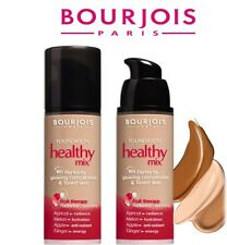 Bourjois Healthy Mix 16h Fruit Therapy Foundation RARE Black Lid Choose 56 Light Bronze