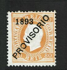 Portugal SC# 96, Mint Hinged, Hinge/Page remnants - S7803