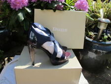 Dune Strappy, Ankle Straps Slim Heels for Women