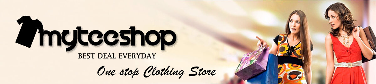 myteeshop - one stop clothing store
