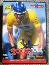 2000 Tour De France World Cycling Productions 4 DVD 8 hrs Lance Armstrong Clean