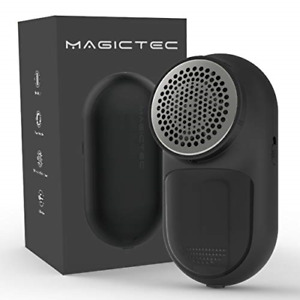 Rechargeable Fabric Shaver, Magictec Lint Remover Sweater Defuzzer Lints Fuzzs