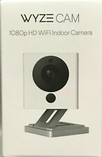 Wyze Cam 1080p HD Indoor Wireless Smart Home Camera with Night Vision 2-Way New