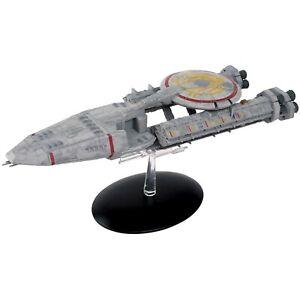 Eaglemoss Battlestar Galactica Heavy cruiser issue 21 Loki Deagostini