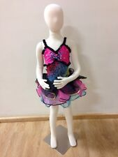 Art Stone The Competitor Dance Costume Child Large