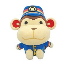 "New 7"" Animal Crossing Porter Plush Stuffed Doll"