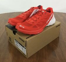Salomon S/Lab Sense 6 SZ. 8 Racing Red/White/White