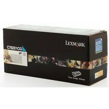TONER LEXMARK ORIGINALE CIANO C782X1CG PER C782/X782